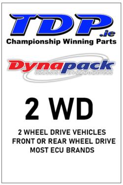 2 wheel drive